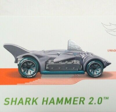 Hot Wheels id SHARK HAMMER 2.0 Uniquely Identifiable Series 1 - 04/05 (2019)