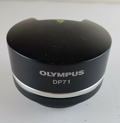 Olympus Dp71 Microscope Camera 12mp
