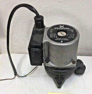 Grundfos Nonsubmersible Circulation Pump Ups15-62bx Pn 59896392 Tested