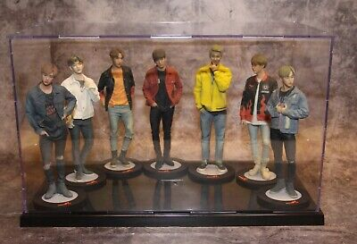 BTS 15 cm Real Figure Bangtan Boys 7 Full Members Limited Edition DHL Shipping