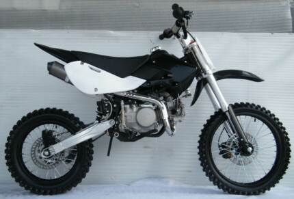NEW DIRT BIKE 140cc Big Wheel .. Capalaba Brisbane South East Preview