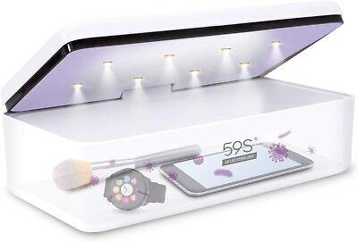 59S S2 - Esterilizador UV LED Profesional, Rayos Ultravioleta, Acción Rápida