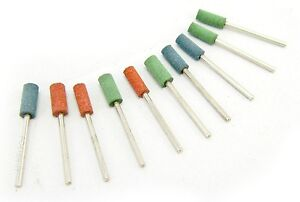 Rubber-Point-Kit-58-on-2-35mm-Spindle-Ideal-for-Jewellery-Polishing-SolderJoins