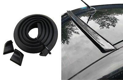 Dachspoiler Heckspoiler Spoiler Blende Lippe in Schwarz Matt für viele Fahrzeuge