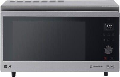 LG Kombi-Mikrowellengerät Hybrid Heißluftofen MJ 3965 ACS