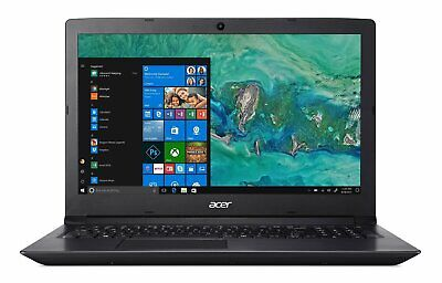 "Acer Aspire 3 15.6"" Laptop AMD Ryzen 5-2500U 2 GHz 12 GB Ram 1TB HDD Win10H"