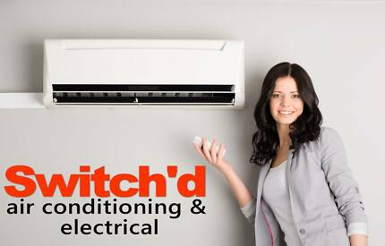 Stay Cool with a new Heating & Cooling split system