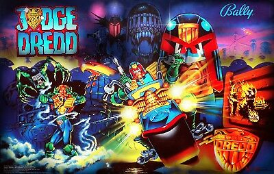 JUDGE DREDD Complete LED Lighting Kit custom SUPER BRIGHT PINBALL LED KIT