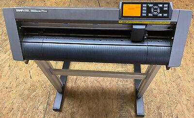 Graphtec Ce6000-60 Plus 24 Vinyl Cutter Plotter Excellent Shape