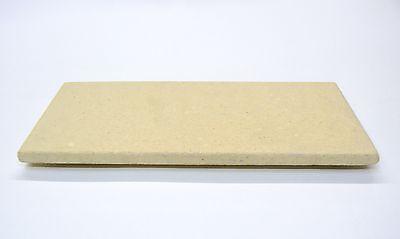 CERAMIC SOLDERING BOARD 6x12x1/2 JEWELRY REPAIR WELD SOLDER HEAT RESISTANT PLATE
