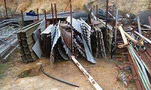Roofing. Corrigated Iron. Various sizes up to 2.7 metres Forth Central Coast Preview