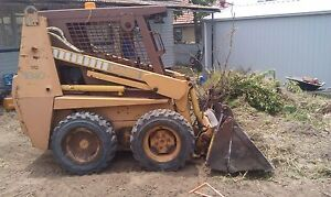 Davos bobcat and excavations Warners Bay Lake Macquarie Area Preview