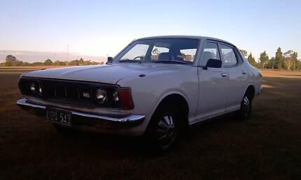 Datsun 1975 NISSAN STANZA 180B 120Y 200B******1600  Sedan Brisbane City Brisbane North West Preview