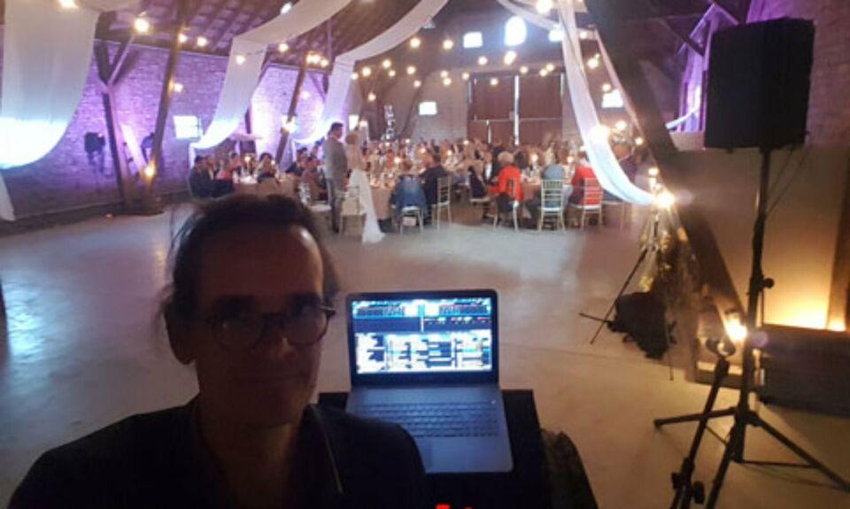 DJ & SAXOPHONIST RÜDIGER SCHEIPNER in Velbert