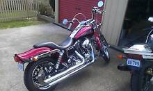98 Harley Davidson Wideglide 1450 twin cam Belconnen Belconnen Area Preview