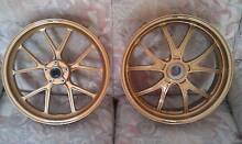 Marchesini Forged Magnesium Front & Rear Wheels Oxley Vale Tamworth City Preview