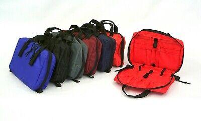 Large Nurse Pack Kit Ems Emt Case Als Medic First Aid Mini Trauma Responder Bag