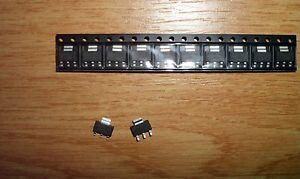20 Stück AMS1117 3.3V Spannungsregler Low Drop SOT-223 (~LD1117 LM1117 TS1117)
