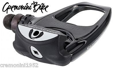 SHIMANO pedali bici corsa road bike pedals SPD-SL R540 black neri nero
