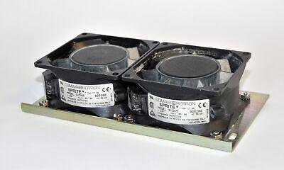 Hoya Conbio Medlite 4 Iv Laser Cooling Electrical Dual Fan Assembly Motors Parts
