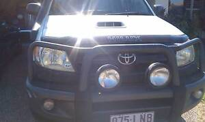 2005 TOYOTA HILUX UTE 4x4 DUAL CAB Diesel Mango Hill Pine Rivers Area Preview