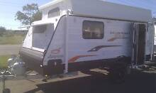 RARE FIND! 2015 Jayco Starcraft Poptop 15.48-4 Currajong Townsville City Preview