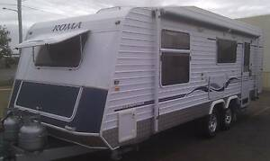 2007 ROMA ELEGANCE 21FT Currajong Townsville City Preview