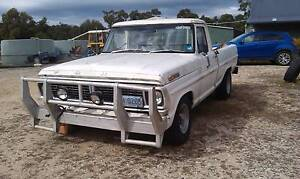 1972 Ford F250 Ute West Tamar Preview