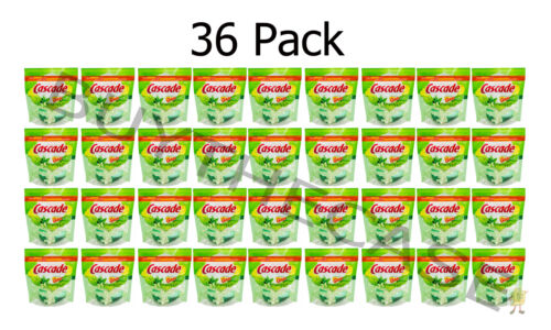 Cascade Action Pacs Dishwasher Detergent with Gain Scent 3