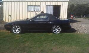 1988 Mazda RX7.N/A Convertible 3/17 REGO ,GOOD COND Cranebrook Penrith Area Preview