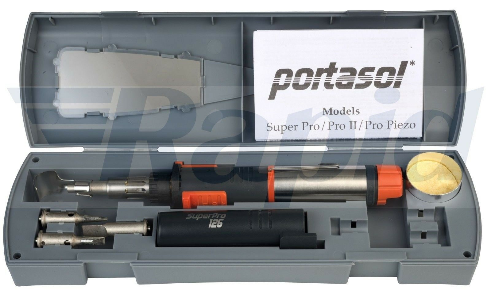 PORTASOL SUPER PRO MK2 GAS SOLDERING IRON GAS JET VENTURI SPARE SPT17