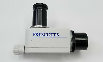 Prescotts Opmi Surgical Microscope Camera Mount With Karl Storz 2010z