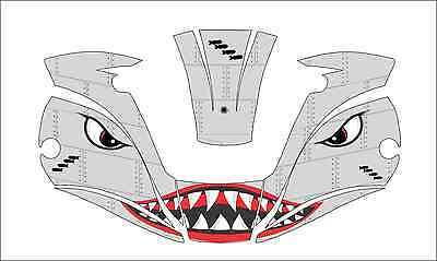 Miller Digital Elite 257213 Welding Helmet Wrap Decal Titanium 9400 1600 Mouth