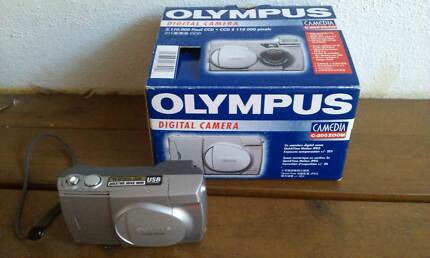 Olympus Digital Camera - C200Zoom Como South Perth Area Preview