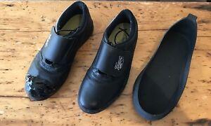Men's Curling Shoes Size 12 1/2