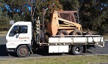 Davos bobcat & excavations Cardiff Lake Macquarie Area Preview