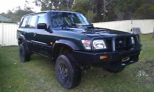 2001 Nissan Patrol Wagon Newcastle Newcastle Area Preview
