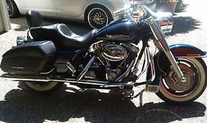 2004 Road King SWAP/TRADE CASH EITHER WAY Mango Hill Pine Rivers Area Preview