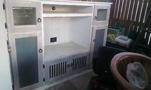 Large Solid tv unit . Camp Hill Brisbane South East Preview