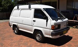 1991 Toyota Lite Ace Wagon Katoomba Blue Mountains Preview