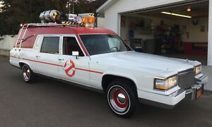 Ghostbusters Ecto-1 Replica 2016 Movie