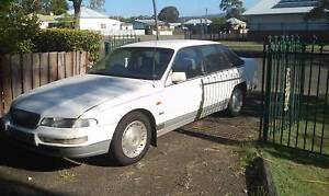 1997 Holden Caprice Sedan Aberdare Cessnock Area Preview