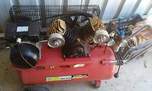 SUPERTOOL AIR COMPRESSOR FOR SALE Lowood Somerset Area Preview