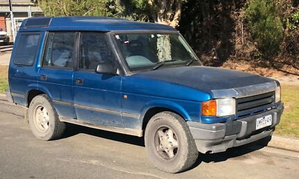 1998 LANDROVER DISCOVERY LPG 5 SPEED MANUAL WAGON Glen Waverley Monash Area Preview