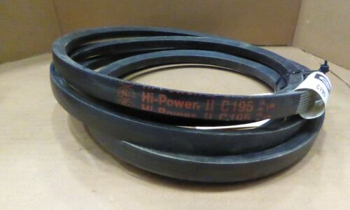 Gates Hi-Power Belt C195