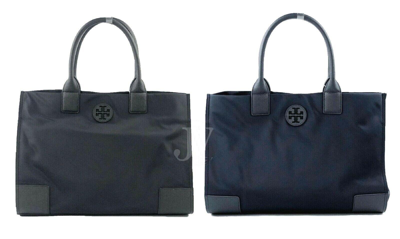 Tory Burch 55528 Nylon Ella Tote Handbag Bag