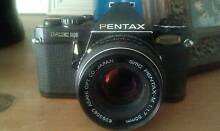 CAMERAS PENTAX CANON ZENIT X 4  AND MANUALS ETC Tenterfield Tenterfield Area Preview