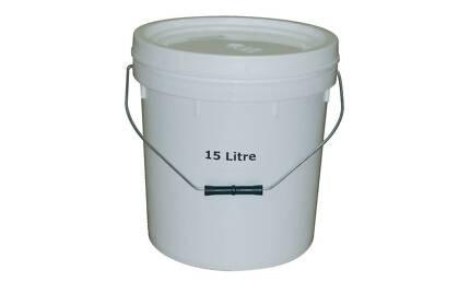 10L, 15L & 20L Buckets with Lids