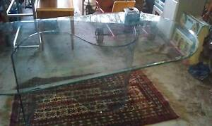 Solid Glass Dining Table Capalaba Brisbane South East Preview