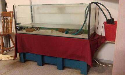 4ft fishtank aquarium with stand and ext cannister filter Narre Warren Casey Area Preview